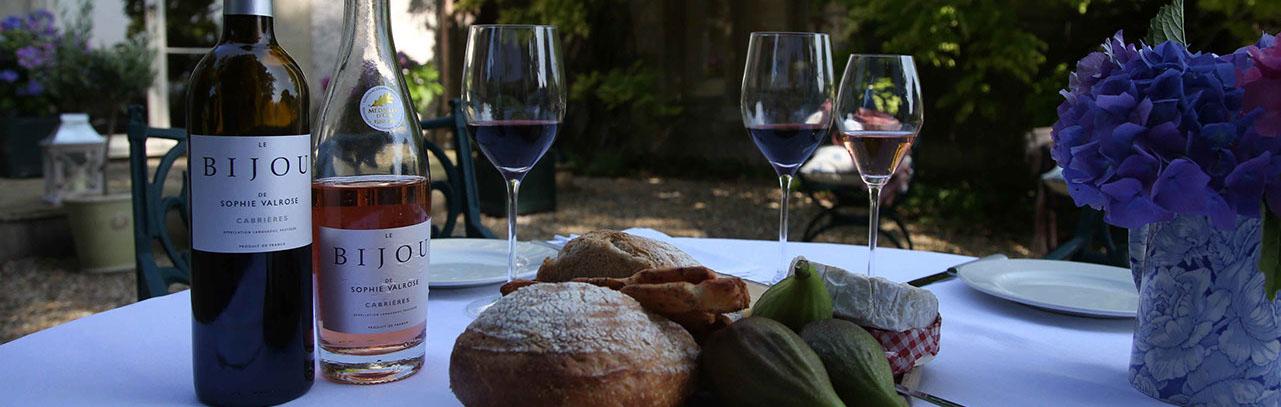 award winning bijou wines