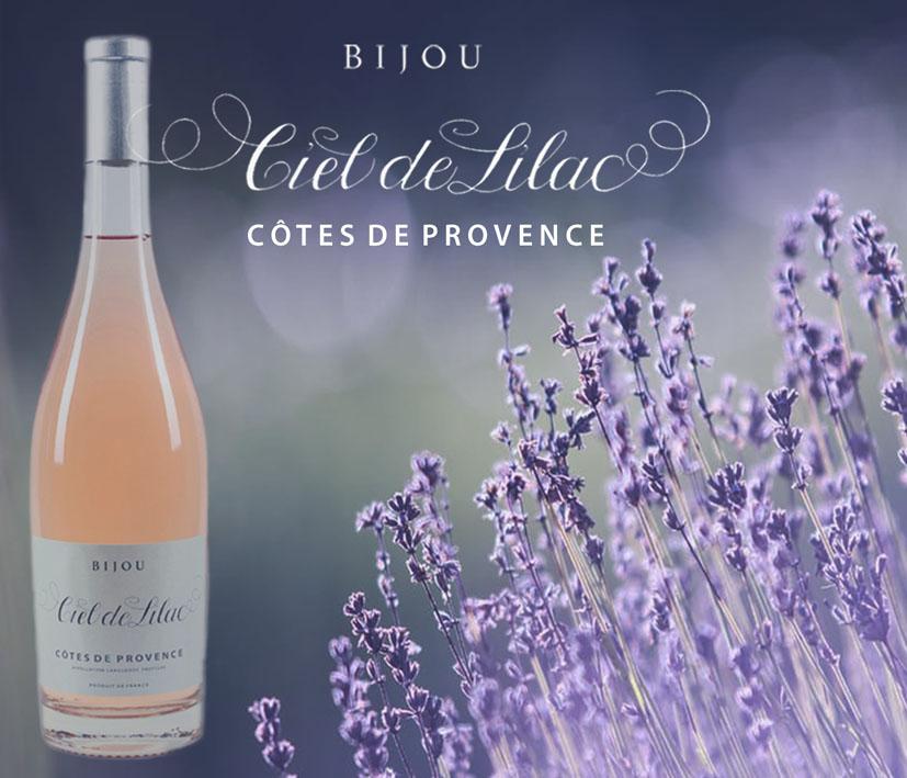 Bijou Wines Ciel de Lilac