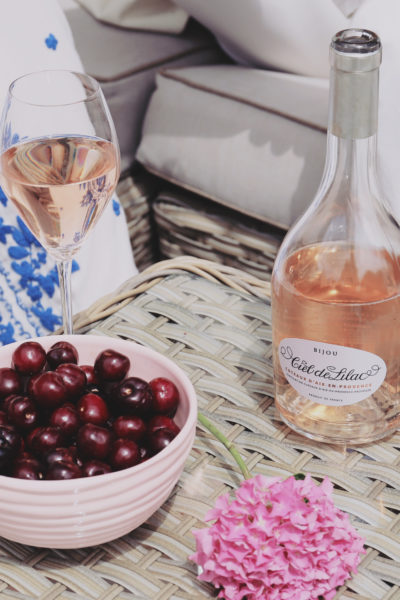 Bijou Ciel de Lilac rosé