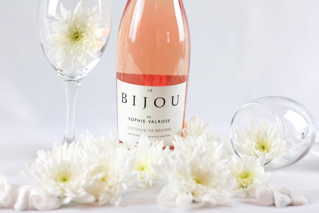 Easter rose wine